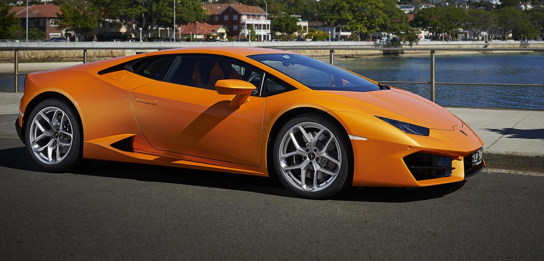 Lamborghini Huracan Lp580 2 Rear Wheel Drive Coupe