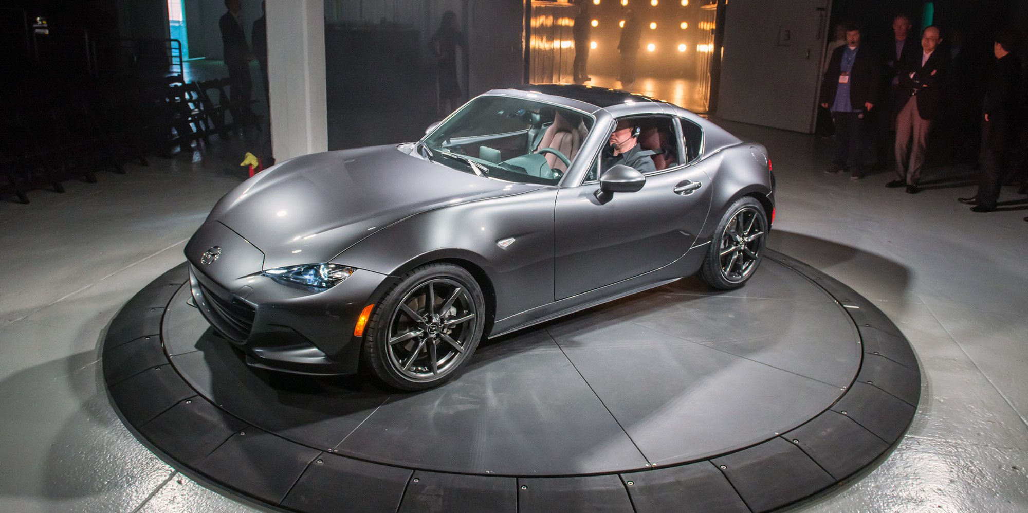 Mazda Mx 5 Rf Hardtop Revealed In New York Photos
