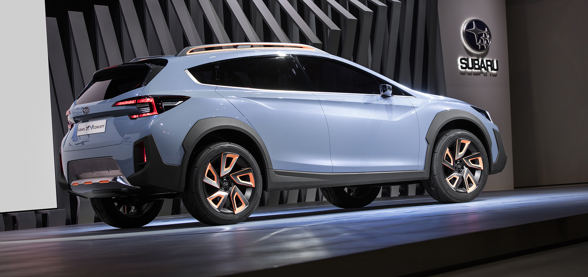 2018 Subaru XV previewed in Geneva - photos | CarAdvice