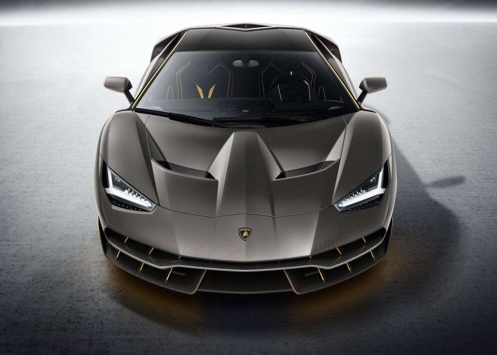 2017 Lamborghini Centenario: 566kW V12 centenary limited ...