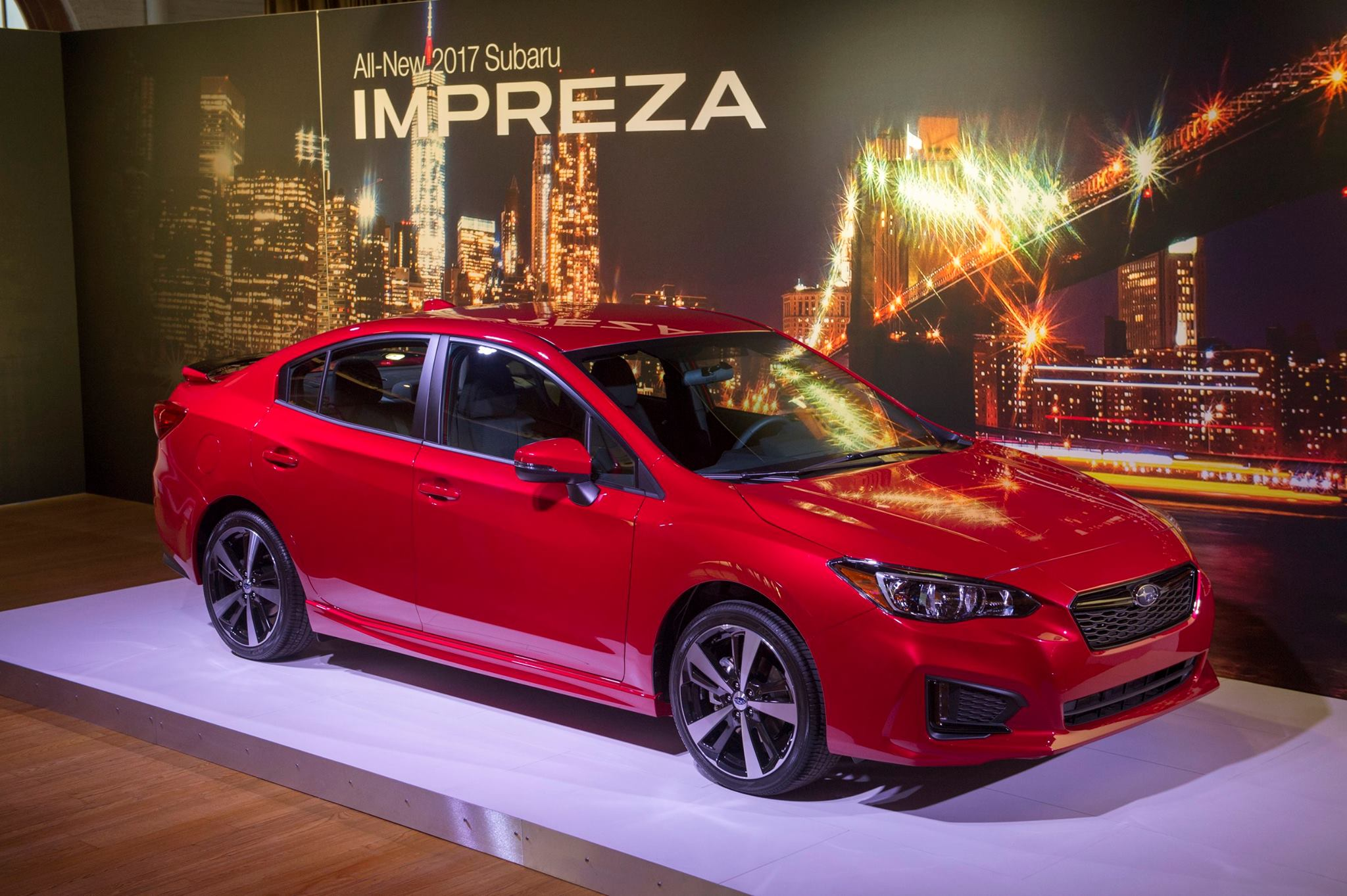 2017 Subaru Impreza hatch and sedan gallery - photos ...
