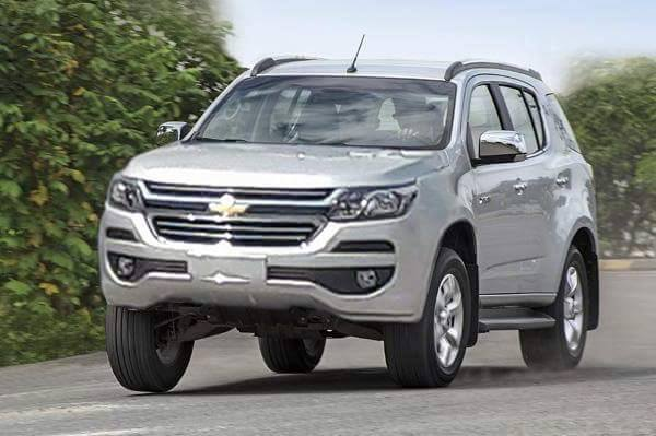 2017 Holden Colorado and Colorado 7 getting substantial ...