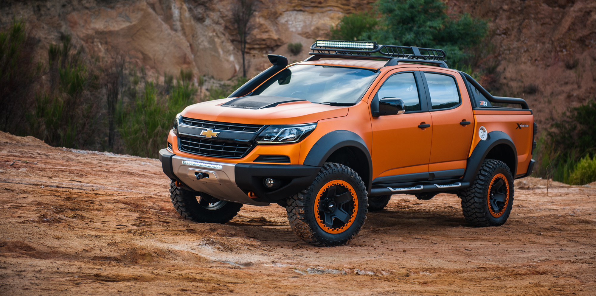 2017 holden colorado facelift draws near bangkok show cars point to new look photos caradvice. Black Bedroom Furniture Sets. Home Design Ideas
