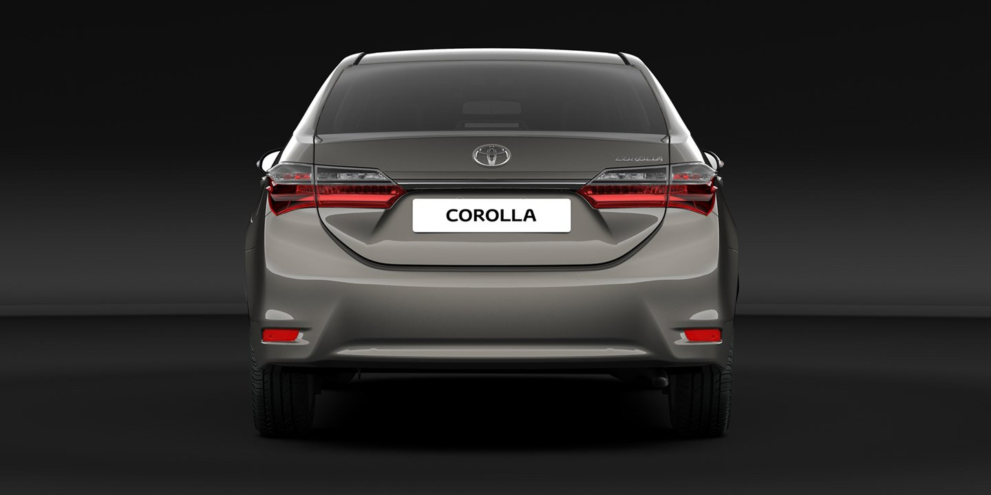2017 Toyota Corolla Sedan Revealed Australian Launch Due