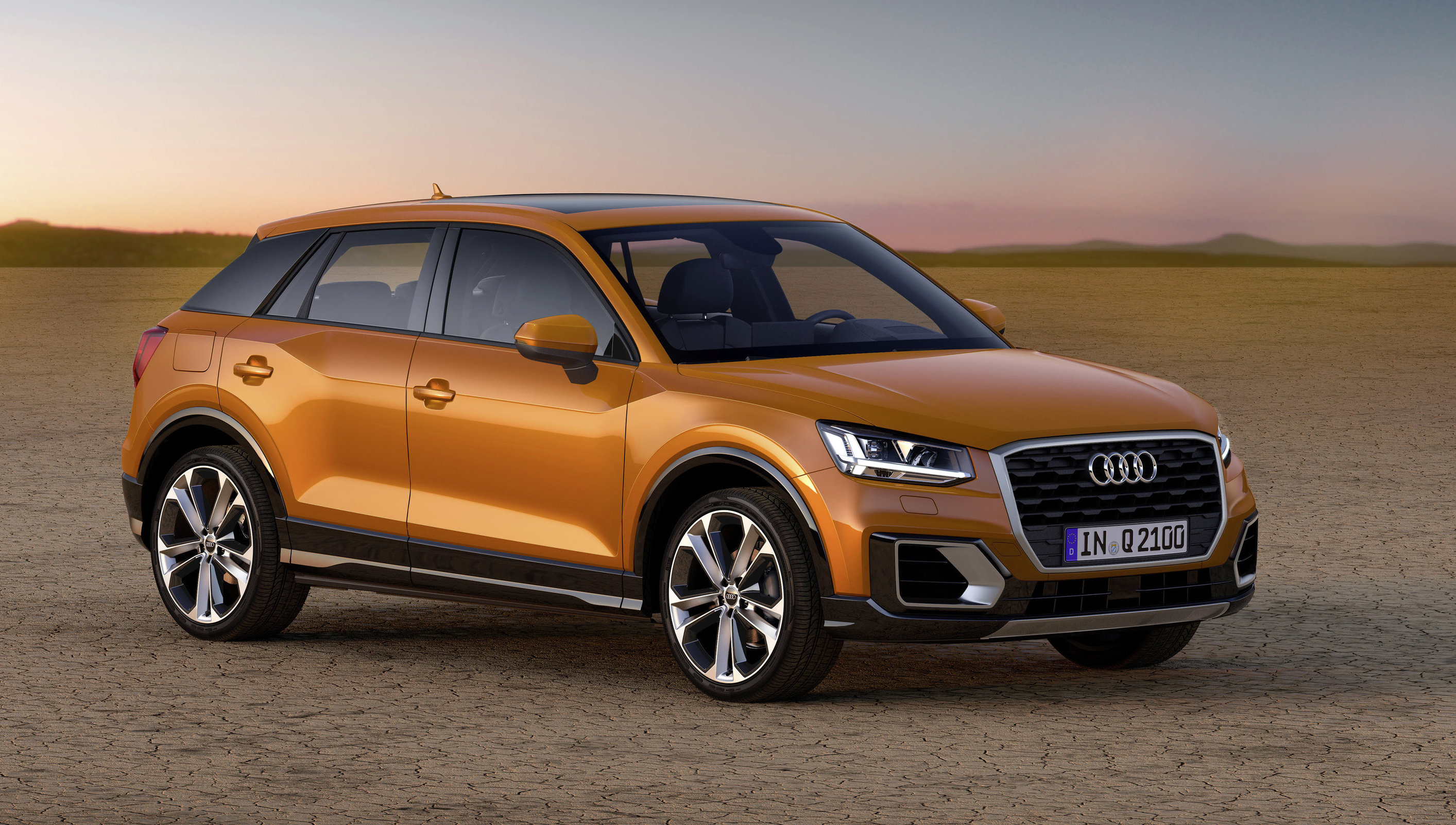 2017 audi q2 revealed australian launch confirmed photos caradvice. Black Bedroom Furniture Sets. Home Design Ideas