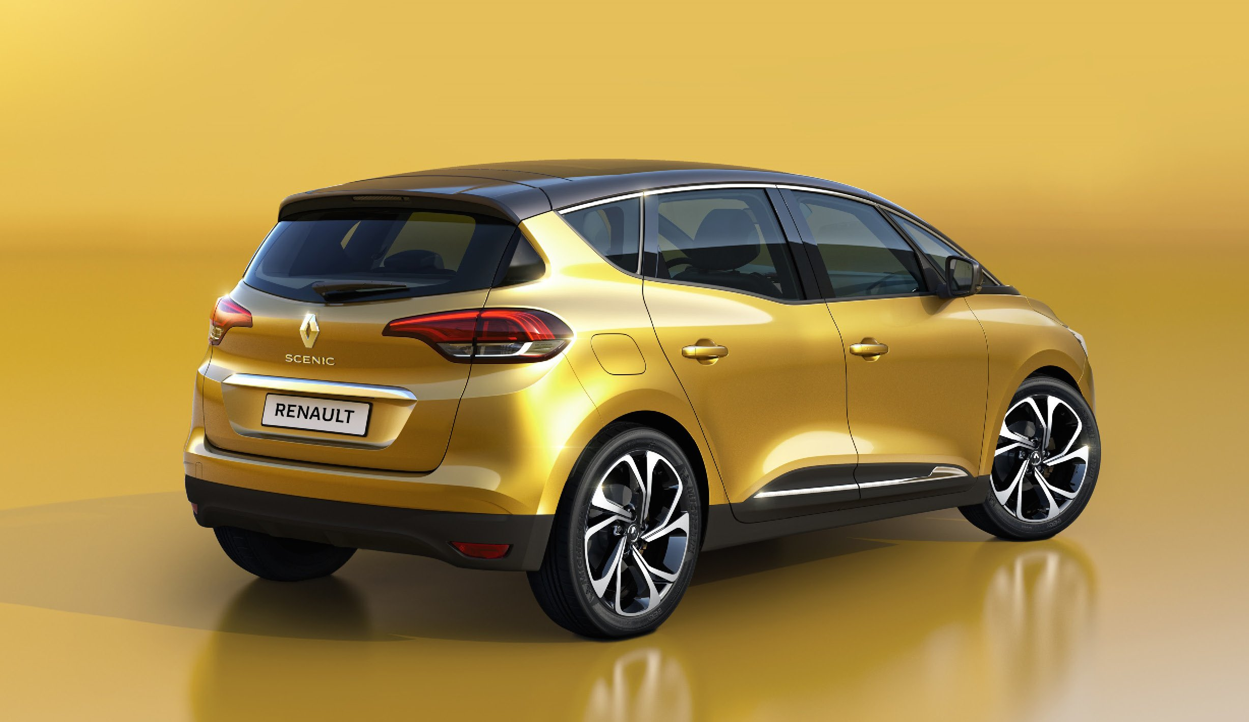 2017 Renault Scenic Funky French Mpv Not Bound For