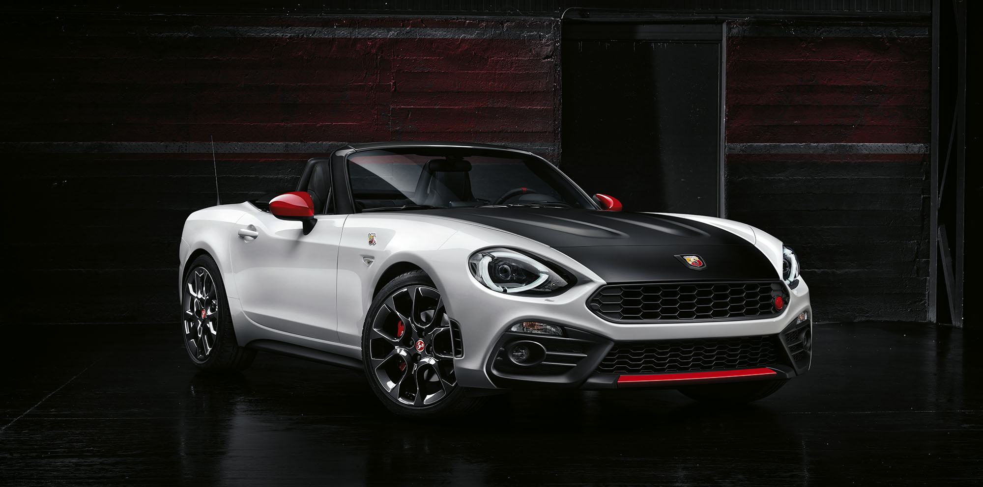 Abarth/Fiat 124 coupe under developt - report UPDATE - photos ...