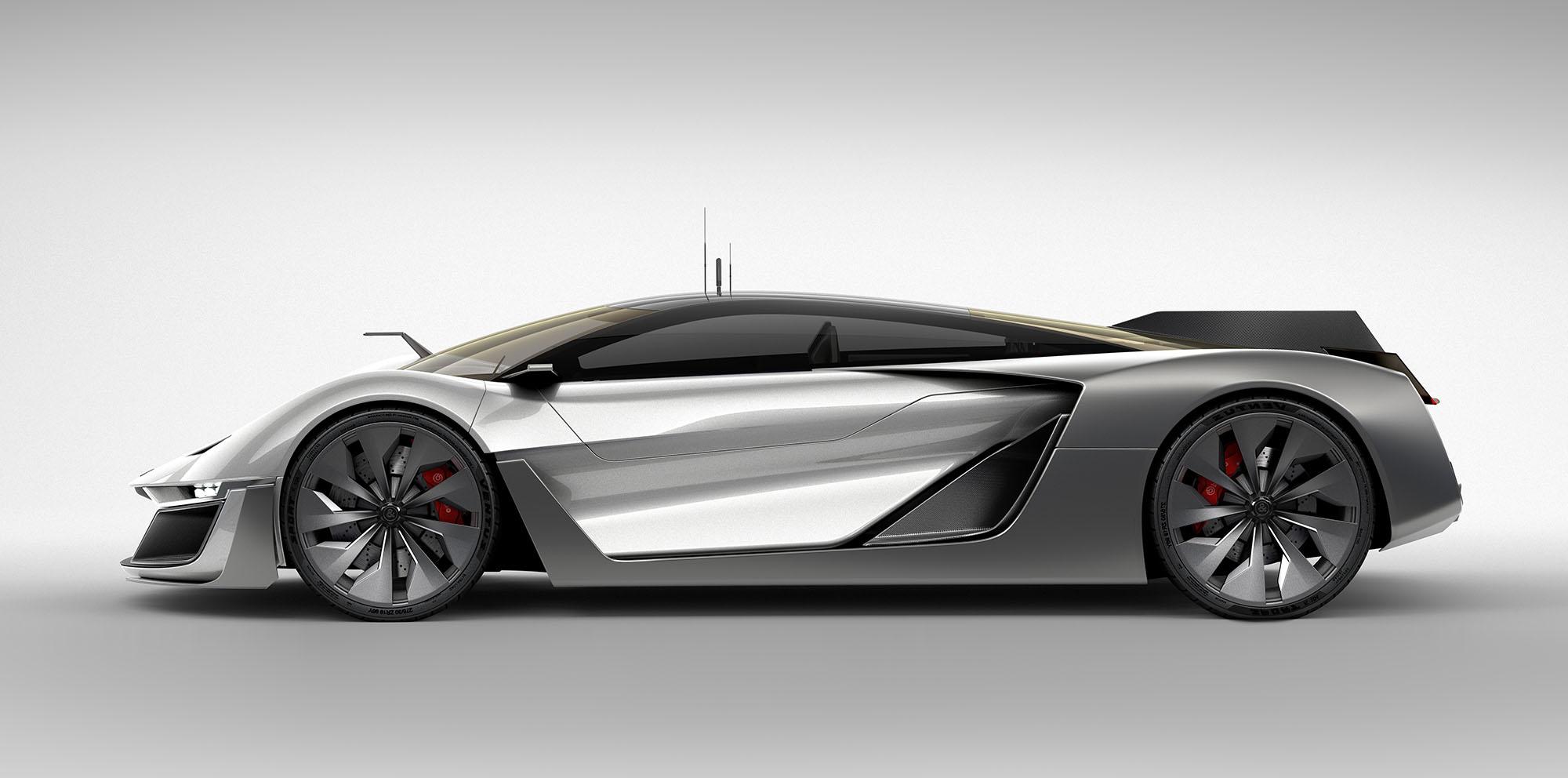Bell & Ross Aero GT concept unveiled - photos | CarAdvice