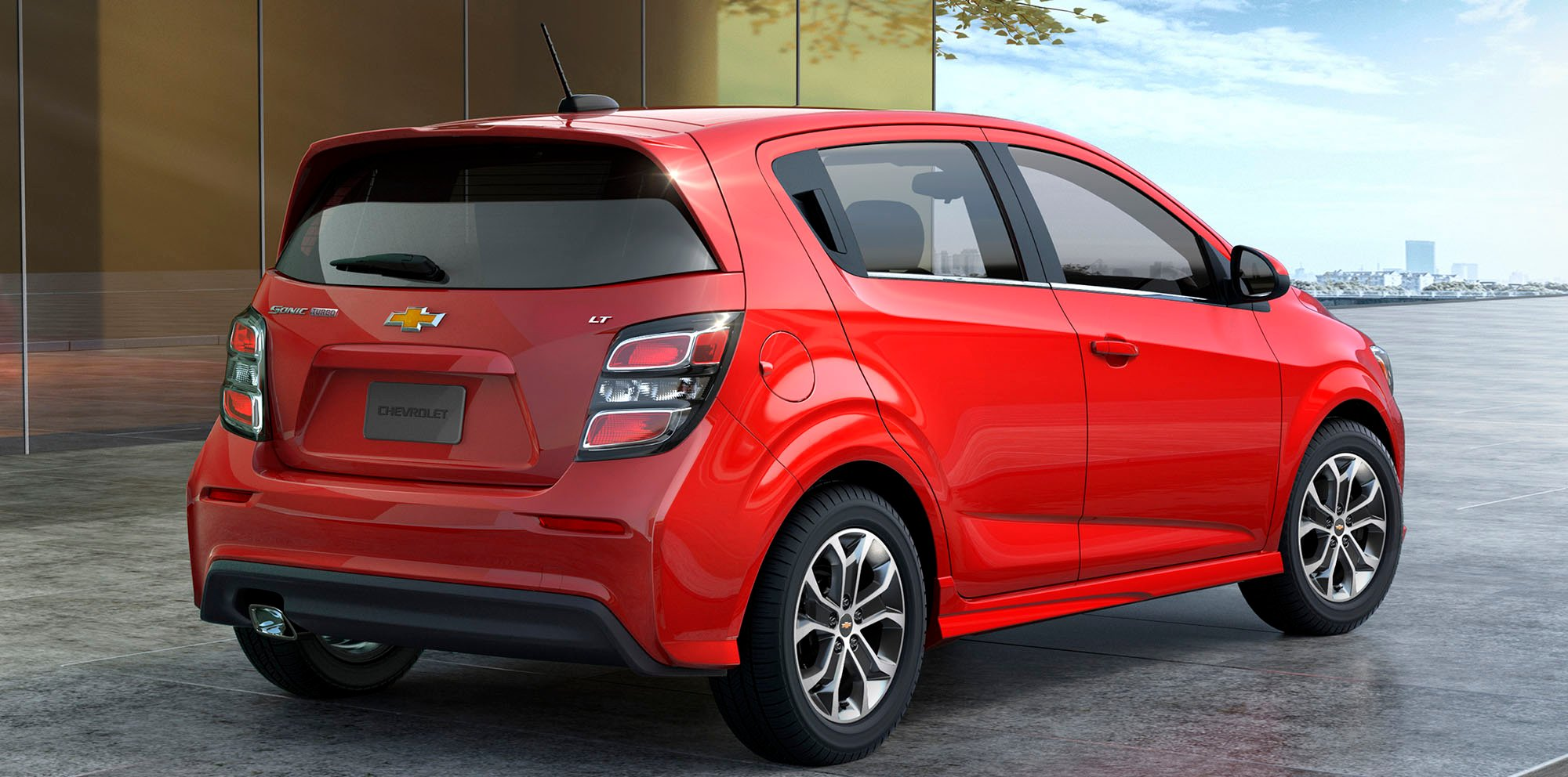 Chevrolet Sonic facelift hints at 2017 Holden Barina ...