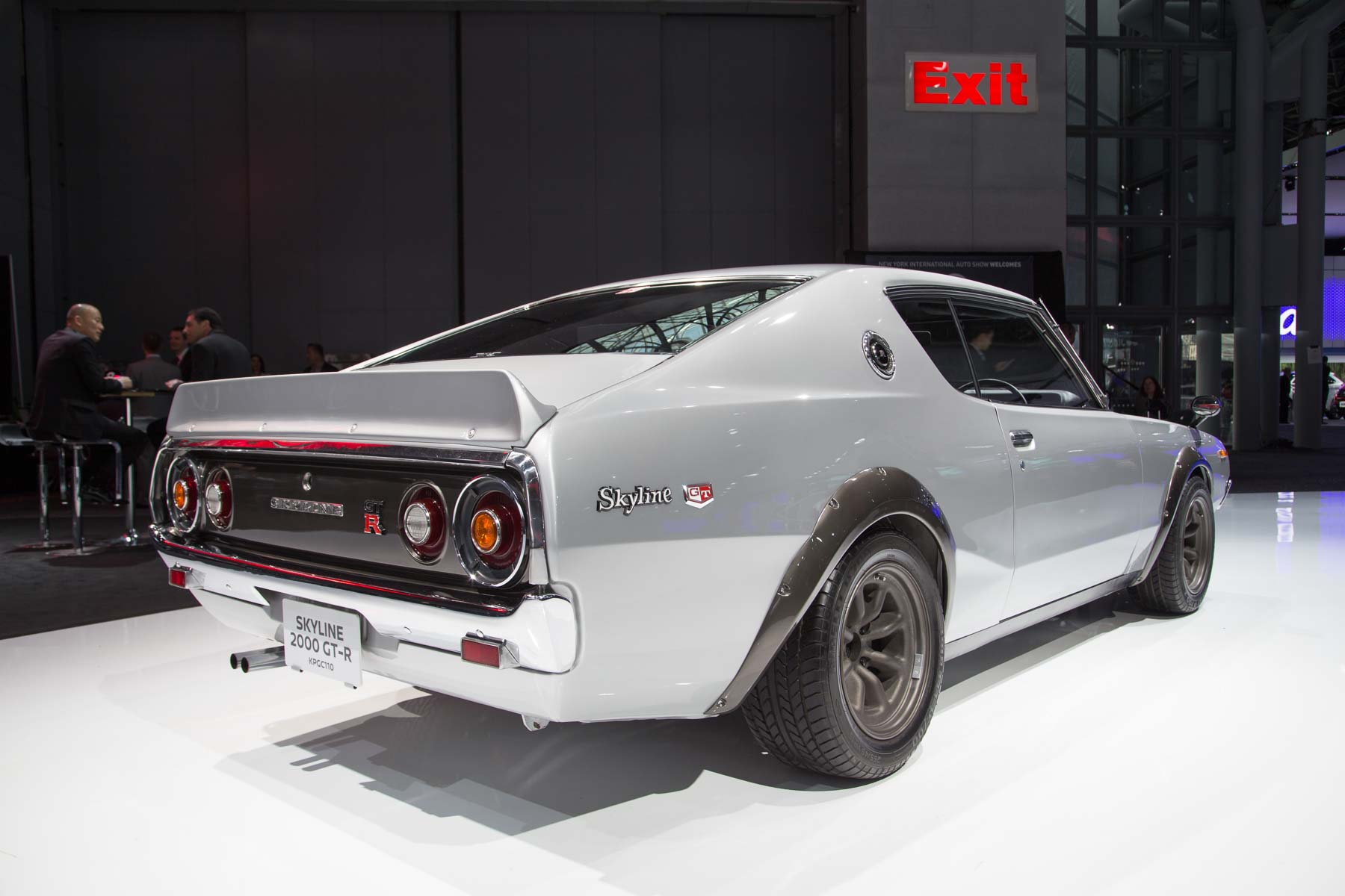 Nissan GT-R and Skyline GT-R: Six generations on display ...