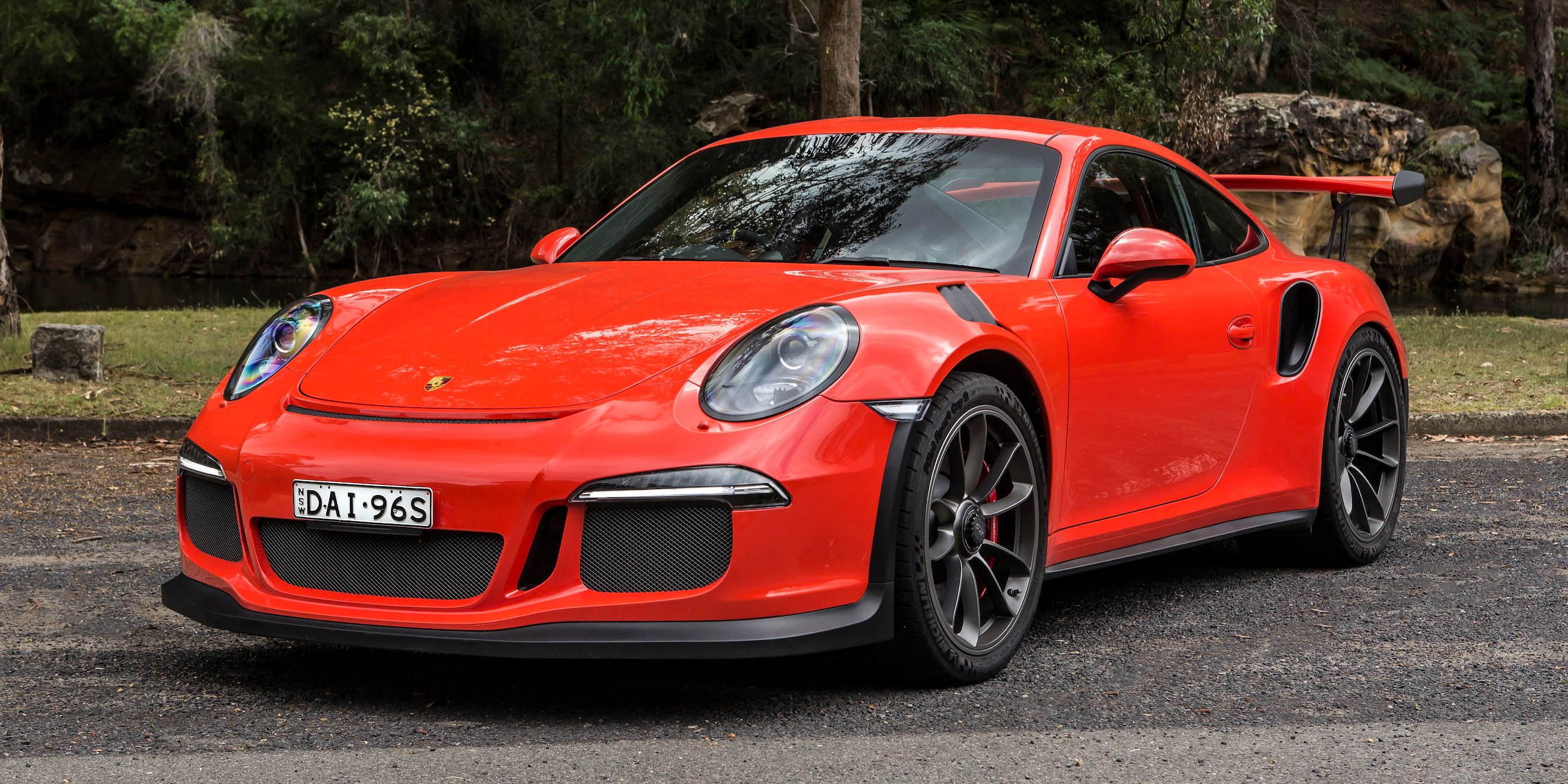 2016 porsche 911 gt3 rs review photos caradvice. Black Bedroom Furniture Sets. Home Design Ideas