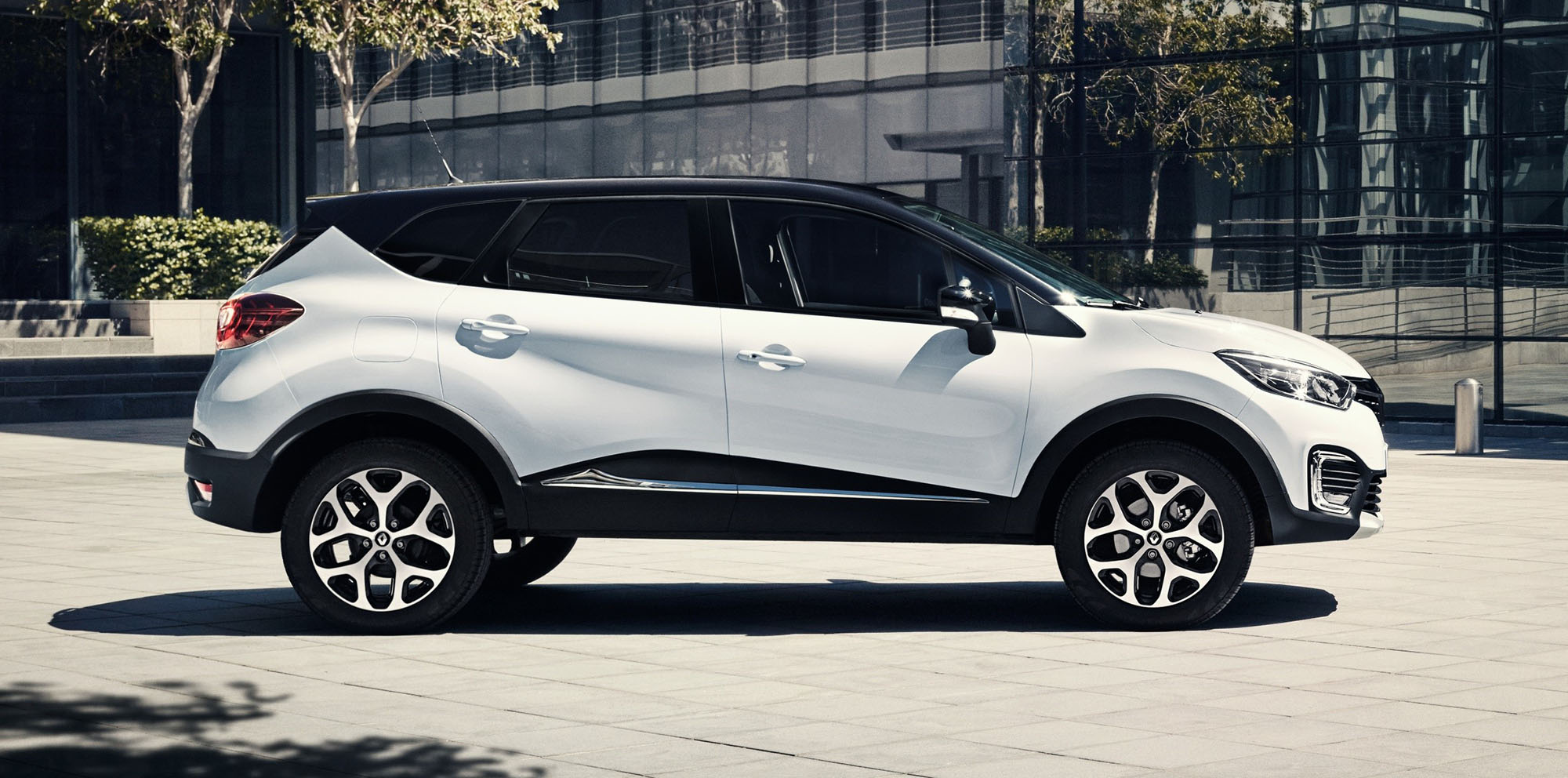 Renault Kaptur unveiled: A longer, wider Captur only for Russia - photos | CarAdvice