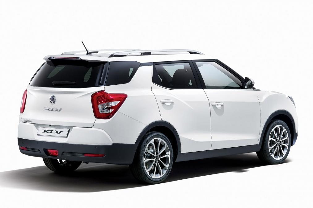 Ssangyong Xlv Revealed Photos Caradvice
