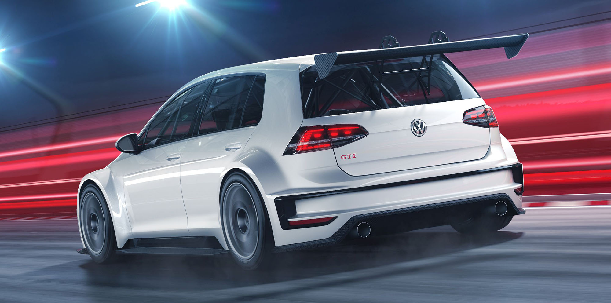 Mercedes Suv Models >> Volkswagen Golf GTI TCR race car revealed - photos | CarAdvice
