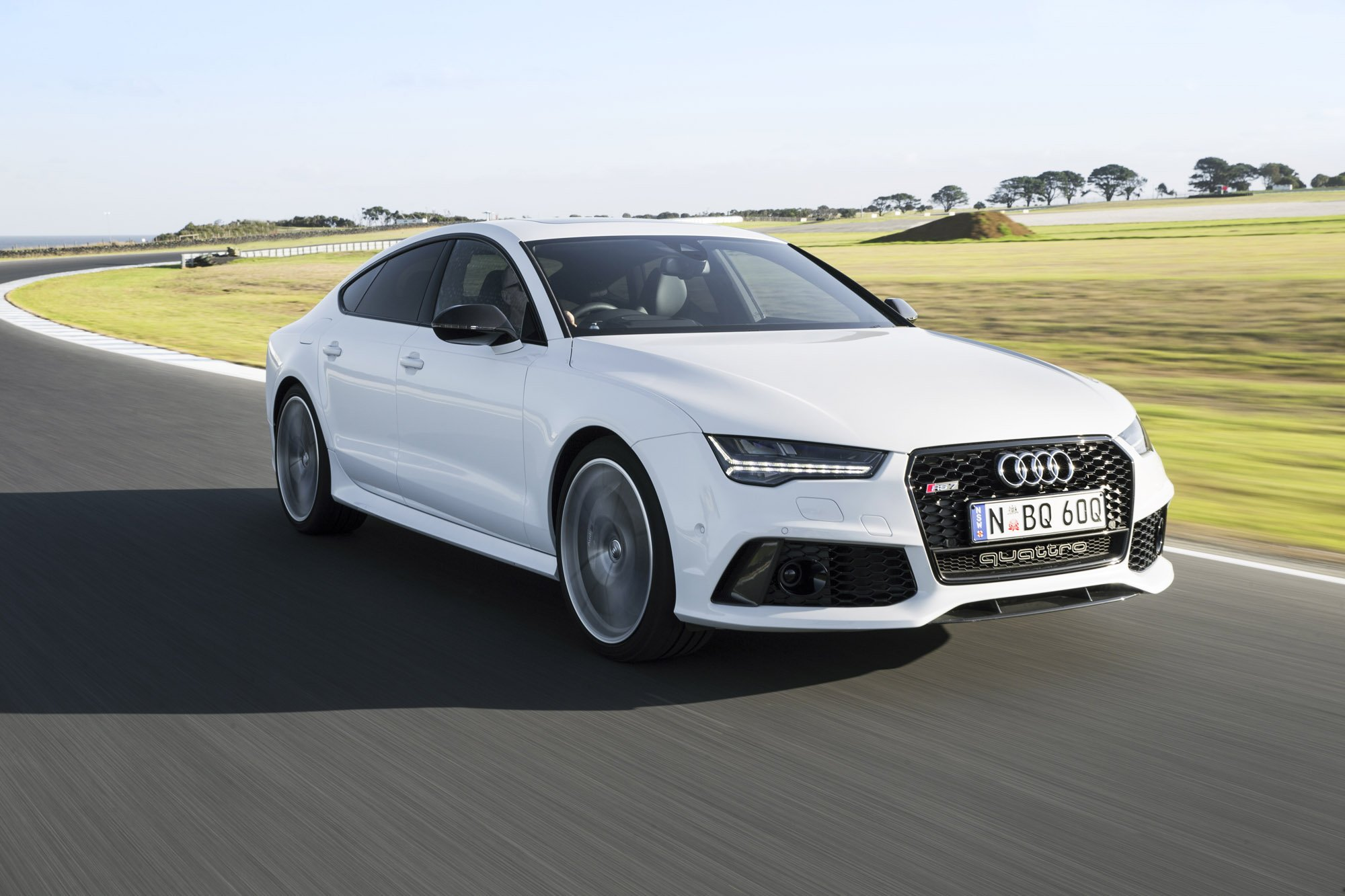 2016 Audi Rs6 And Rs7 Performance Track Review Caradvice