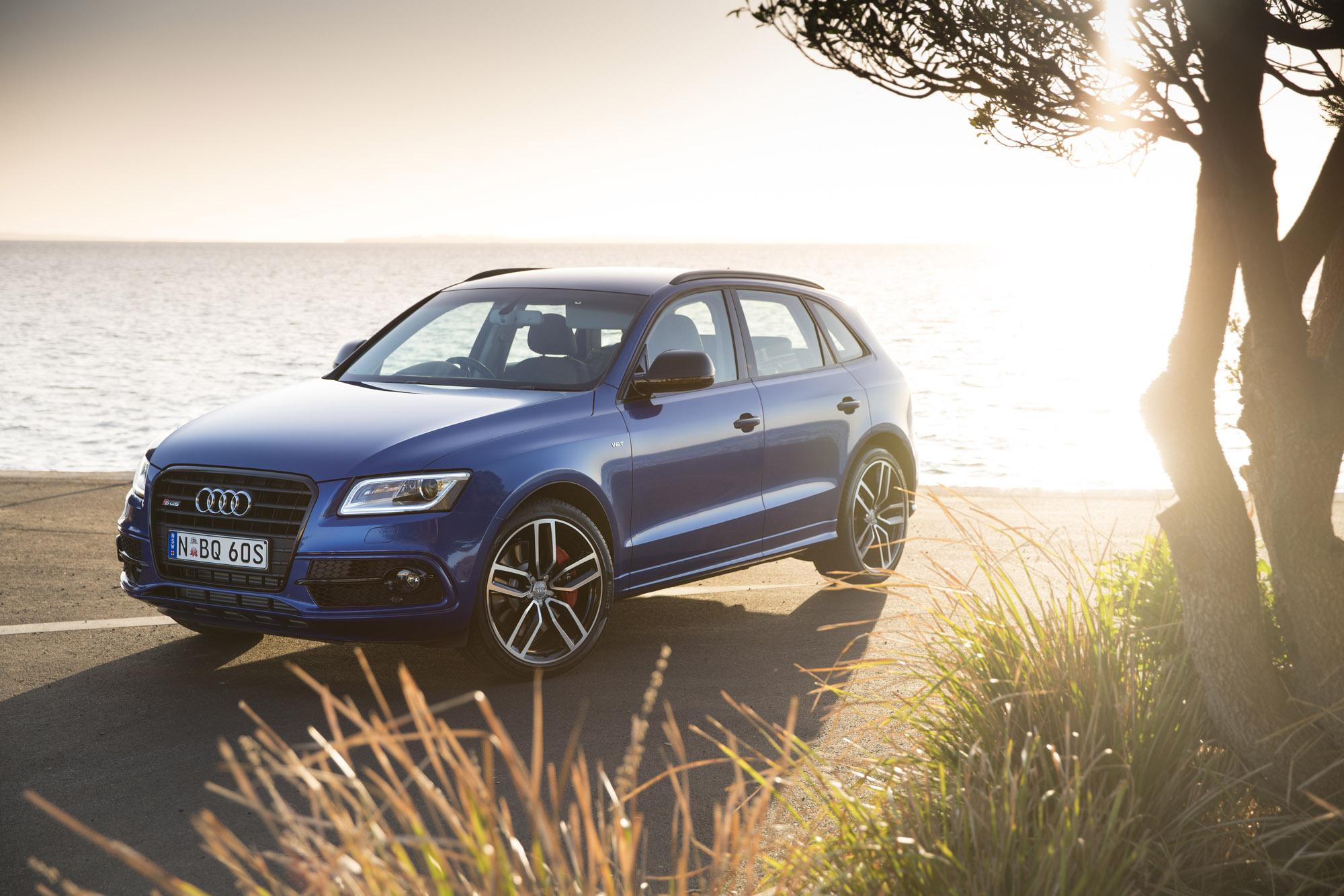 Audi Sq5 Specs