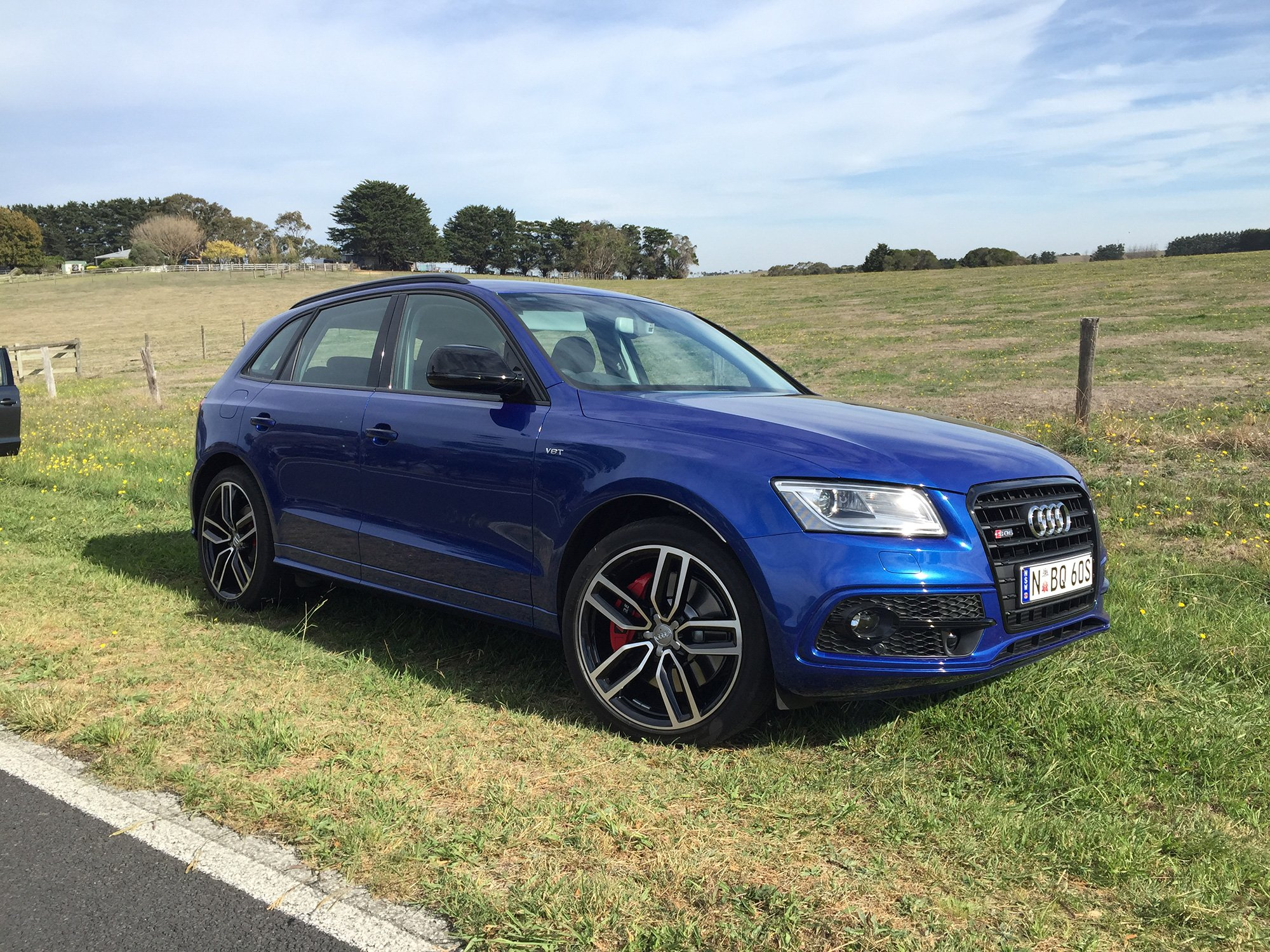 2016 Audi Sq5 Plus Review Caradvice