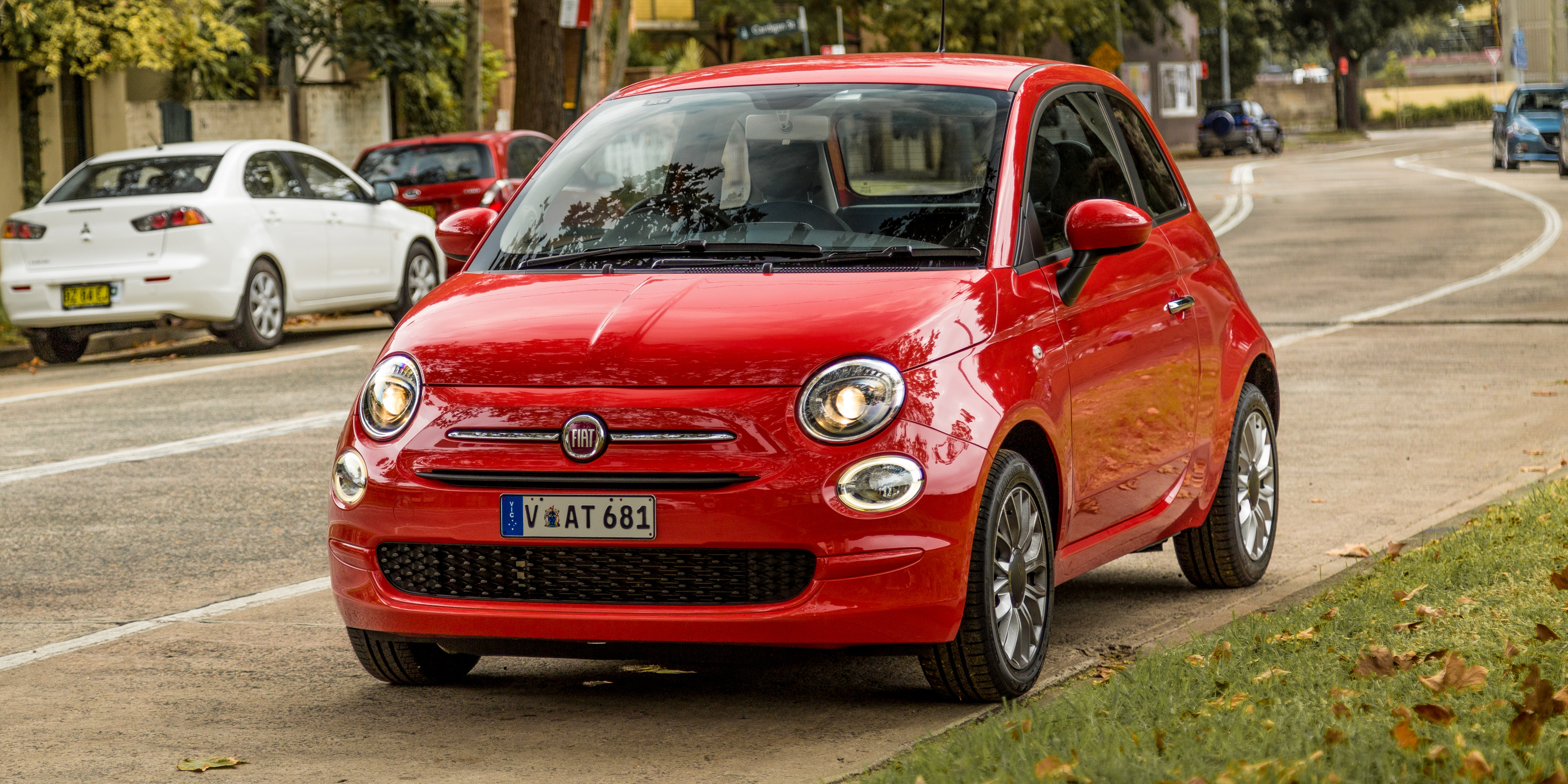 Fiat 500 Pop >> 2016 Fiat 500 Pop Review - photos | CarAdvice