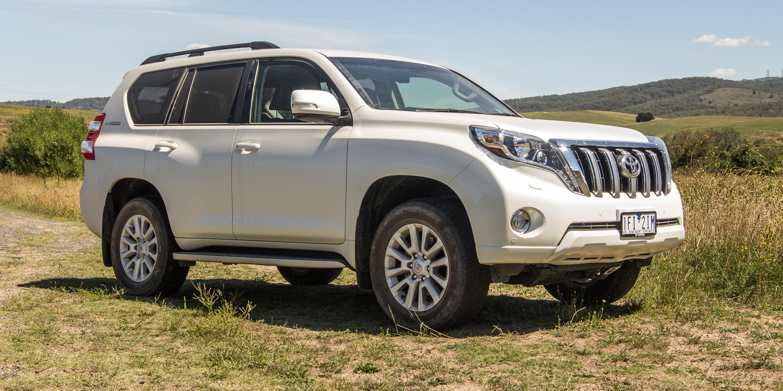 2016 Toyota LandCruiser Prado VX : Long-term report three ...