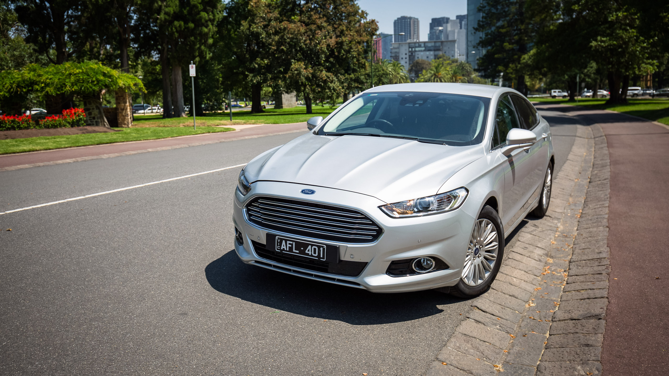 2016 ford mondeo trend review caradvice. Black Bedroom Furniture Sets. Home Design Ideas
