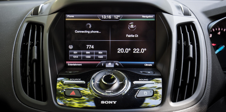 2016 Ford Kuga Titanium Review - photos | CarAdvice