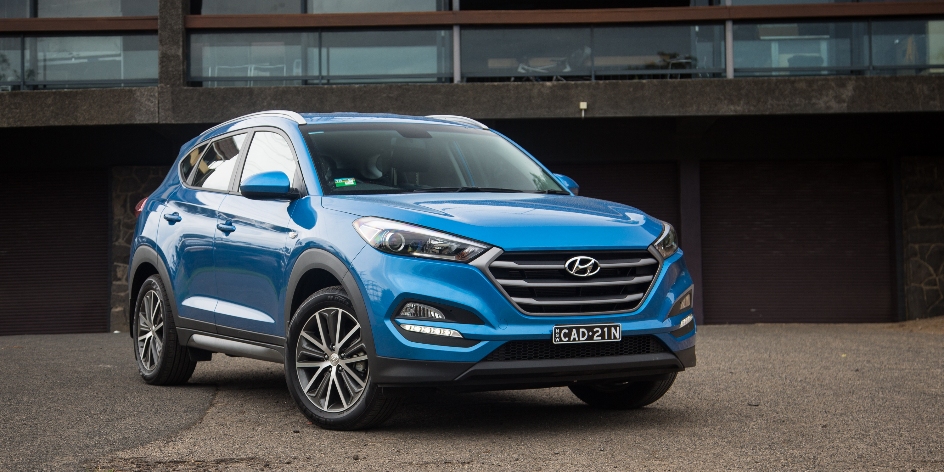 2016 hyundai tucson active x review long term report two caradvice. Black Bedroom Furniture Sets. Home Design Ideas