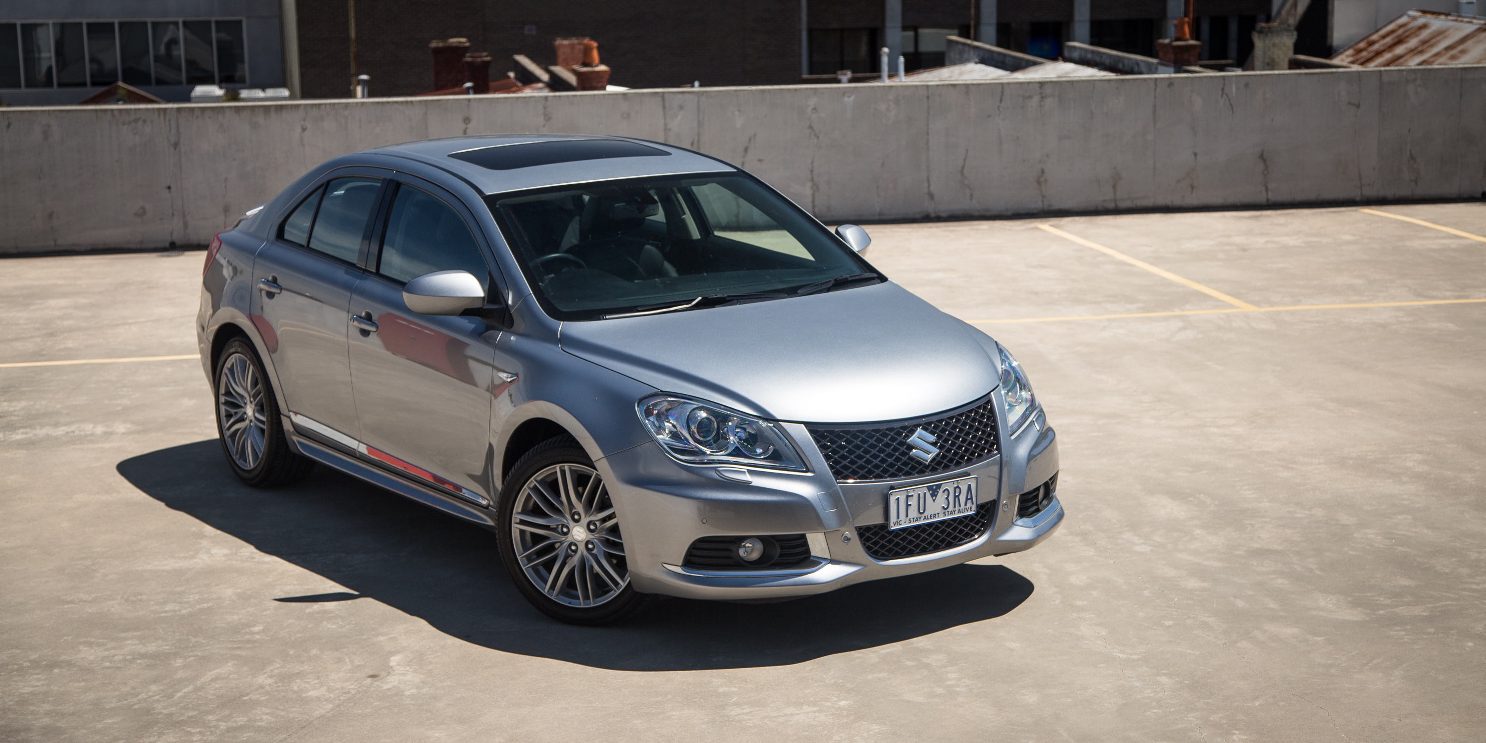 2016 Suzuki Kizashi Sport Premium Review Photos Caradvice