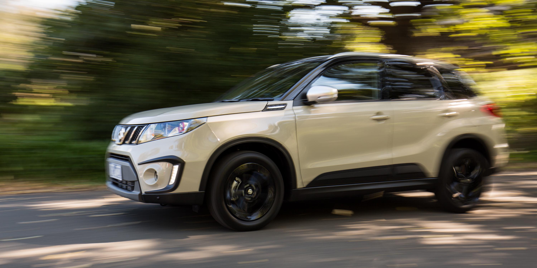 2016 Suzuki Vitara S Turbo Review | CarAdvice