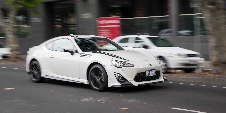 Toyota Blackline Edition