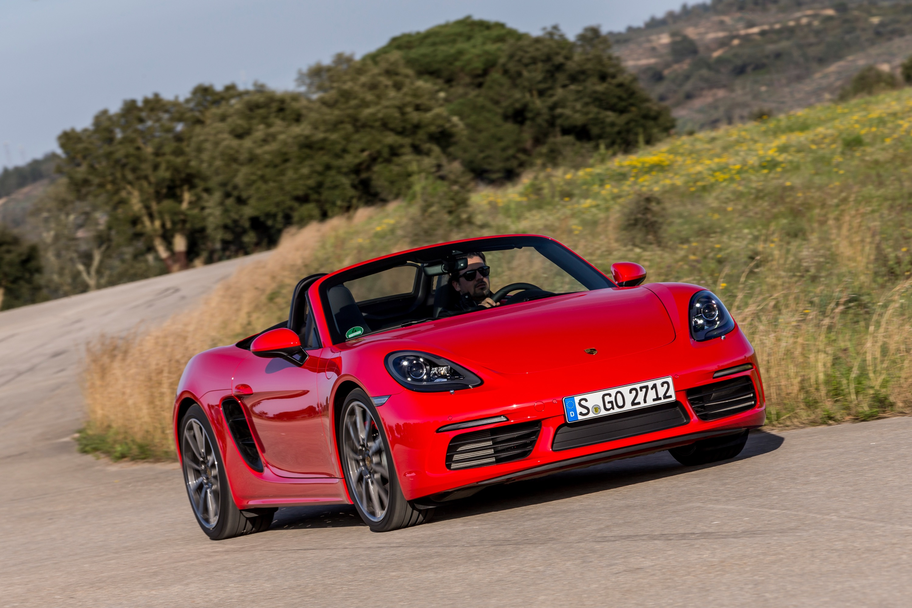 2017 porsche 718 boxster review photos caradvice. Black Bedroom Furniture Sets. Home Design Ideas