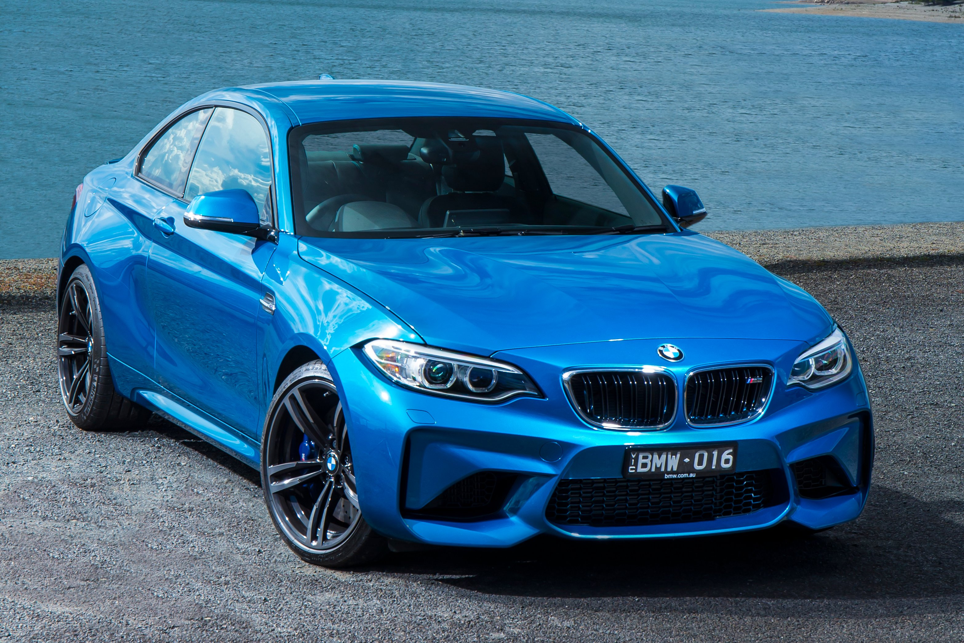 2016 BMW M2 Review: Track Test - Photos