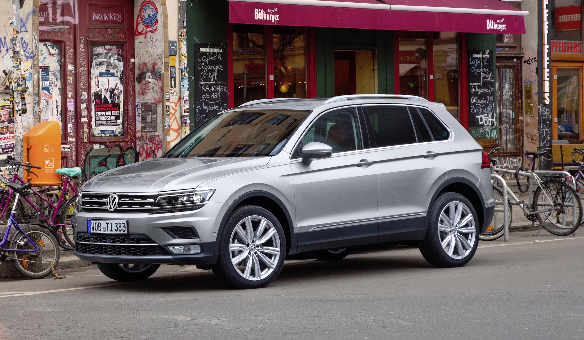 New Car Models 2018 Malaysia >> 2016 Volkswagen Tiguan Review - photos | CarAdvice