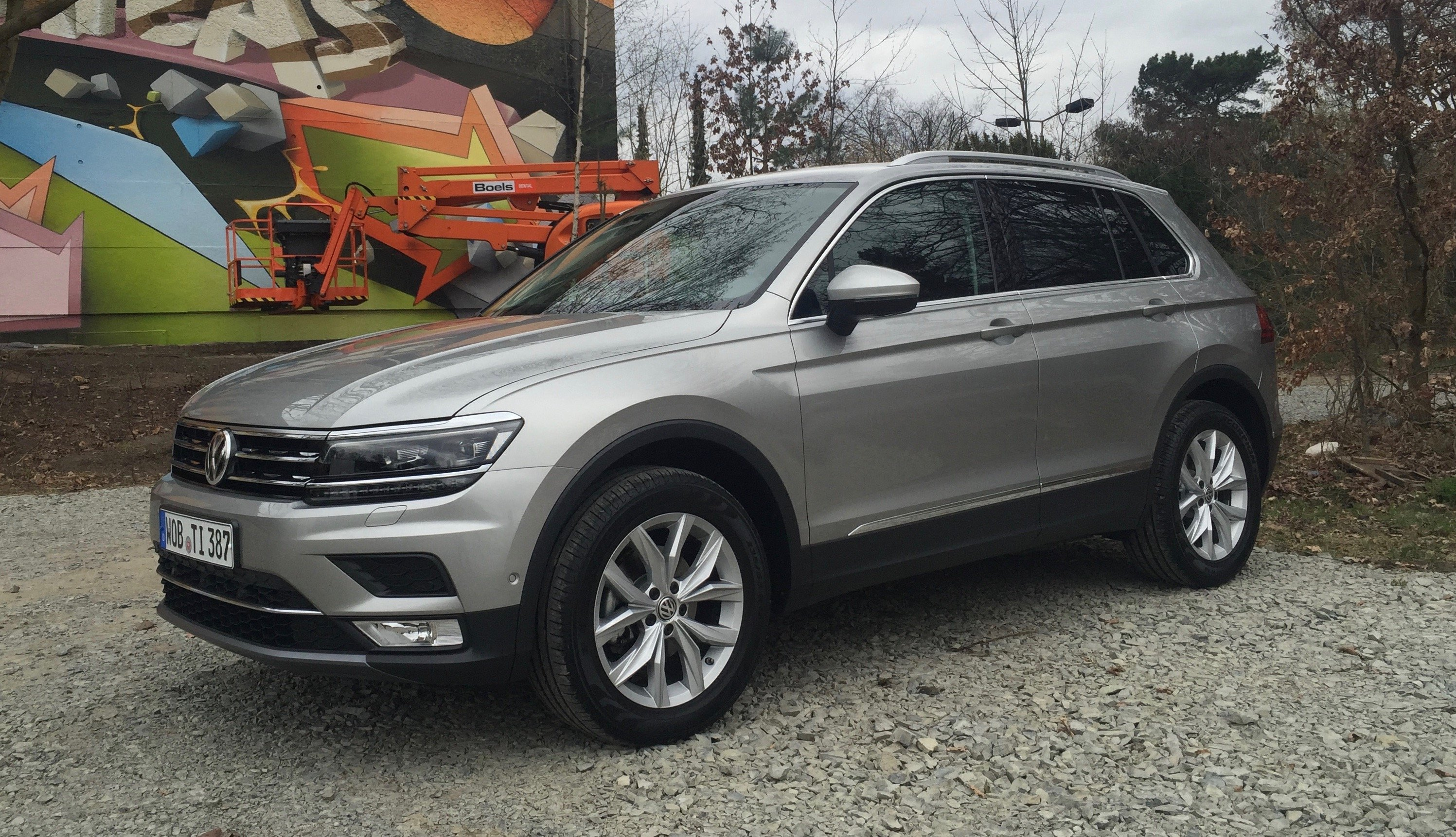 Bmw New Car >> 2016 Volkswagen Tiguan Review - photos | CarAdvice