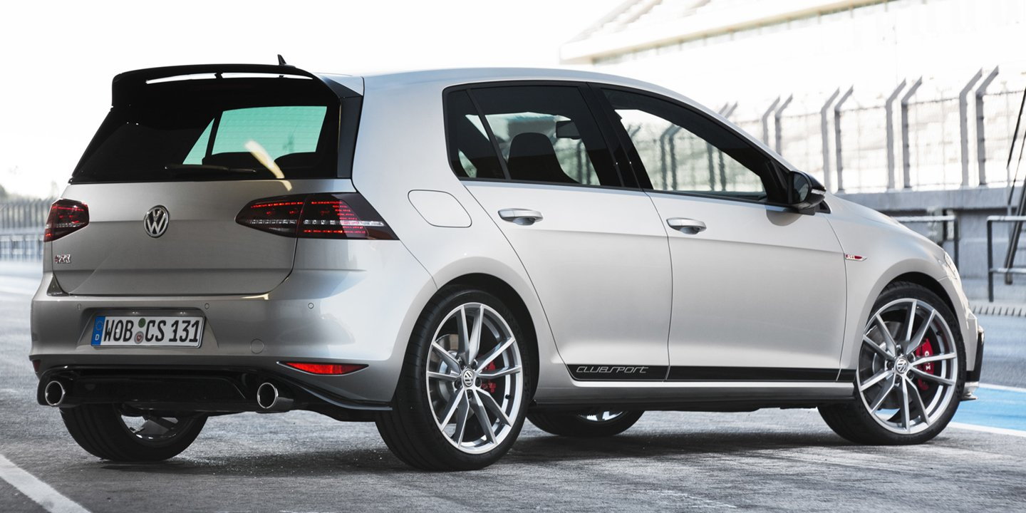 2017 Volkswagen GTI Clubsport S in, Golf R400 reportedly out - photos | CarAdvice
