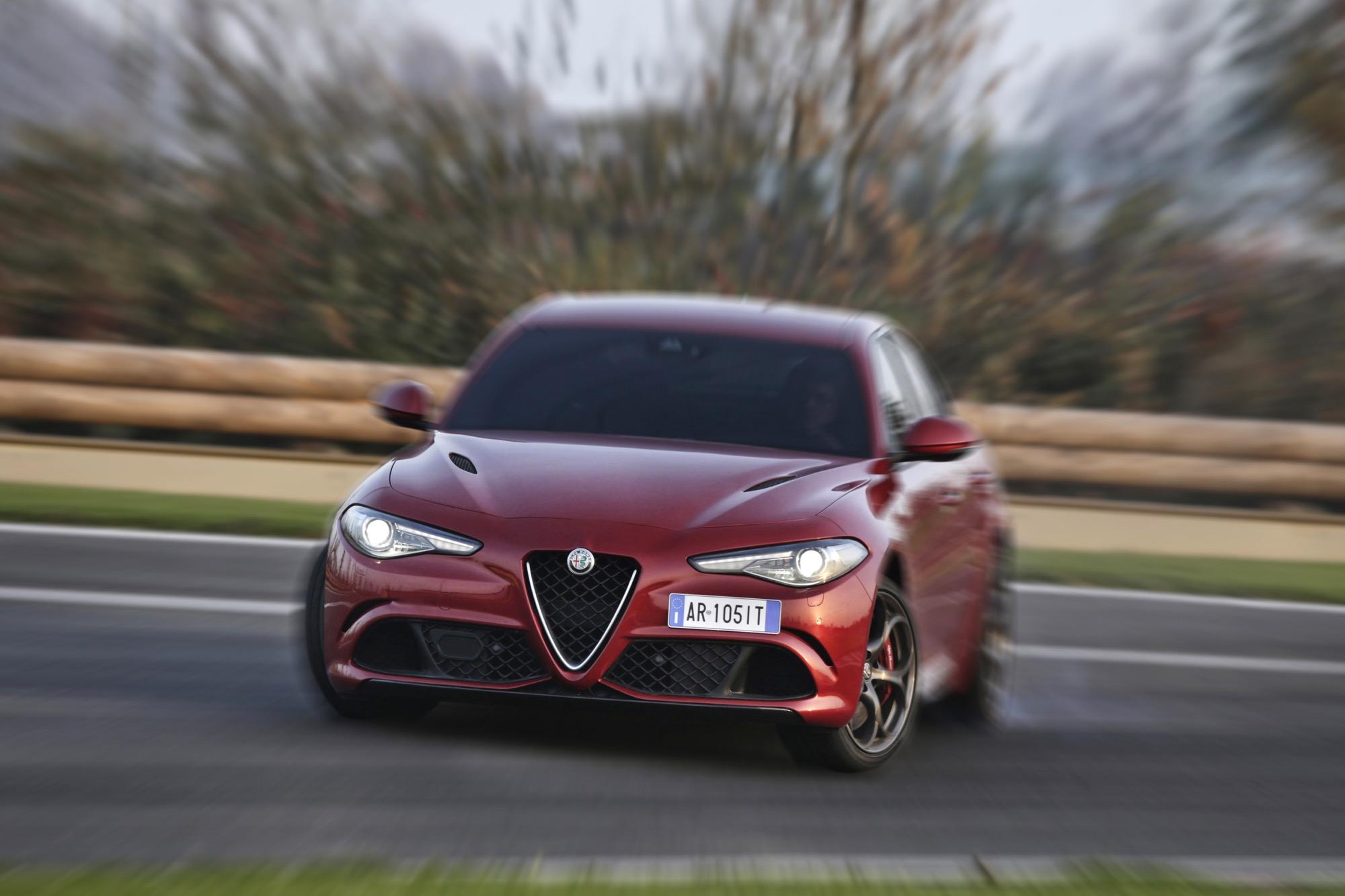 Alfa Romeo Giulia Price >> 2016 Alfa Romeo Giulia Quadrifoglio Review - photos | CarAdvice