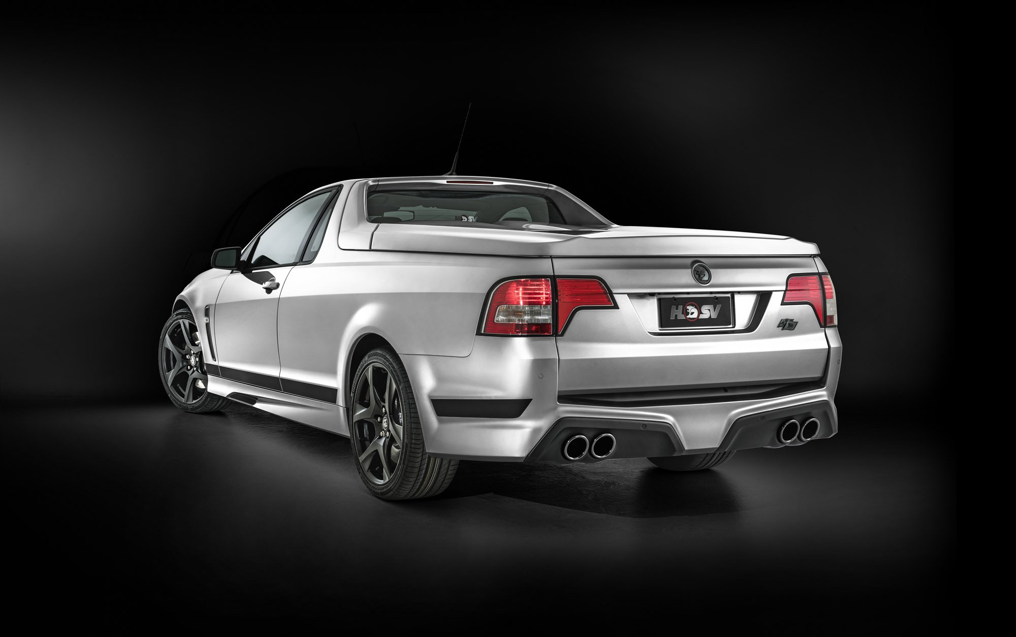 hsv clubsport maloo and grange sv launched limited
