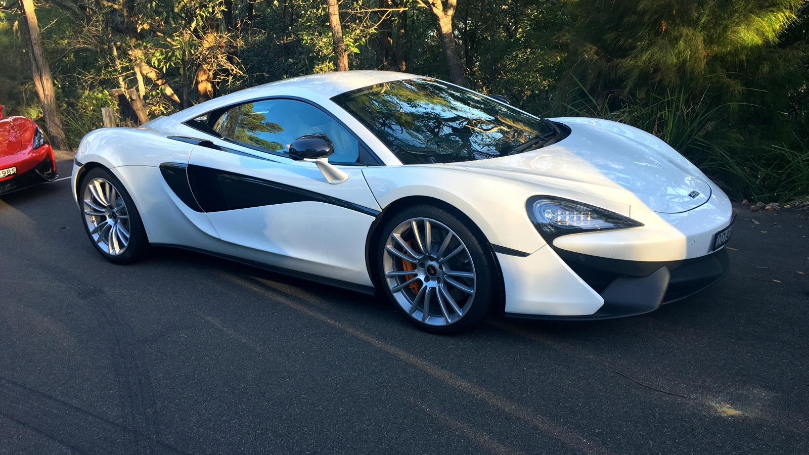 2016 McLaren 540C Coupe Review: Quick Drive - photos ...
