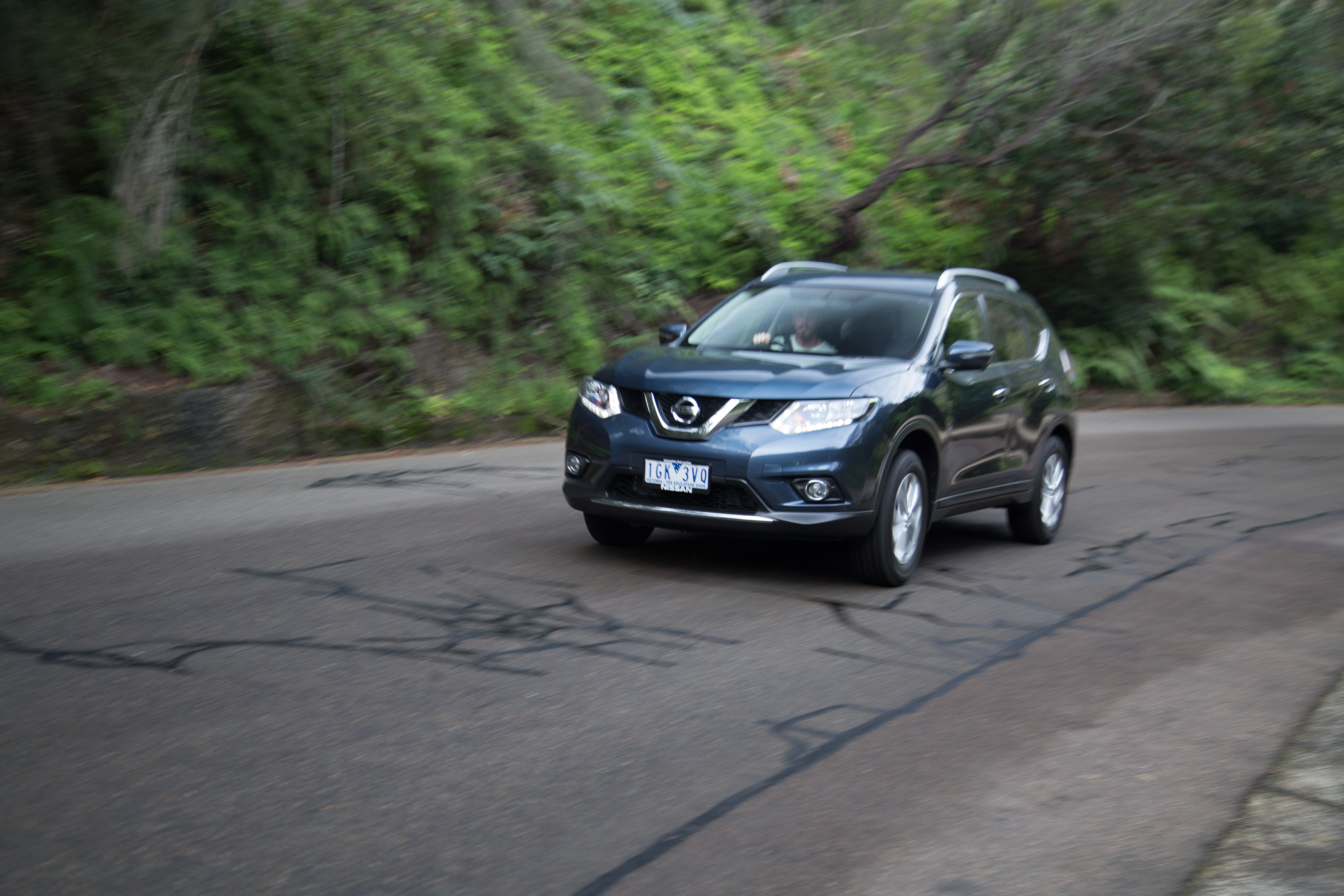 2016 nissan x trail st l review photos caradvice. Black Bedroom Furniture Sets. Home Design Ideas