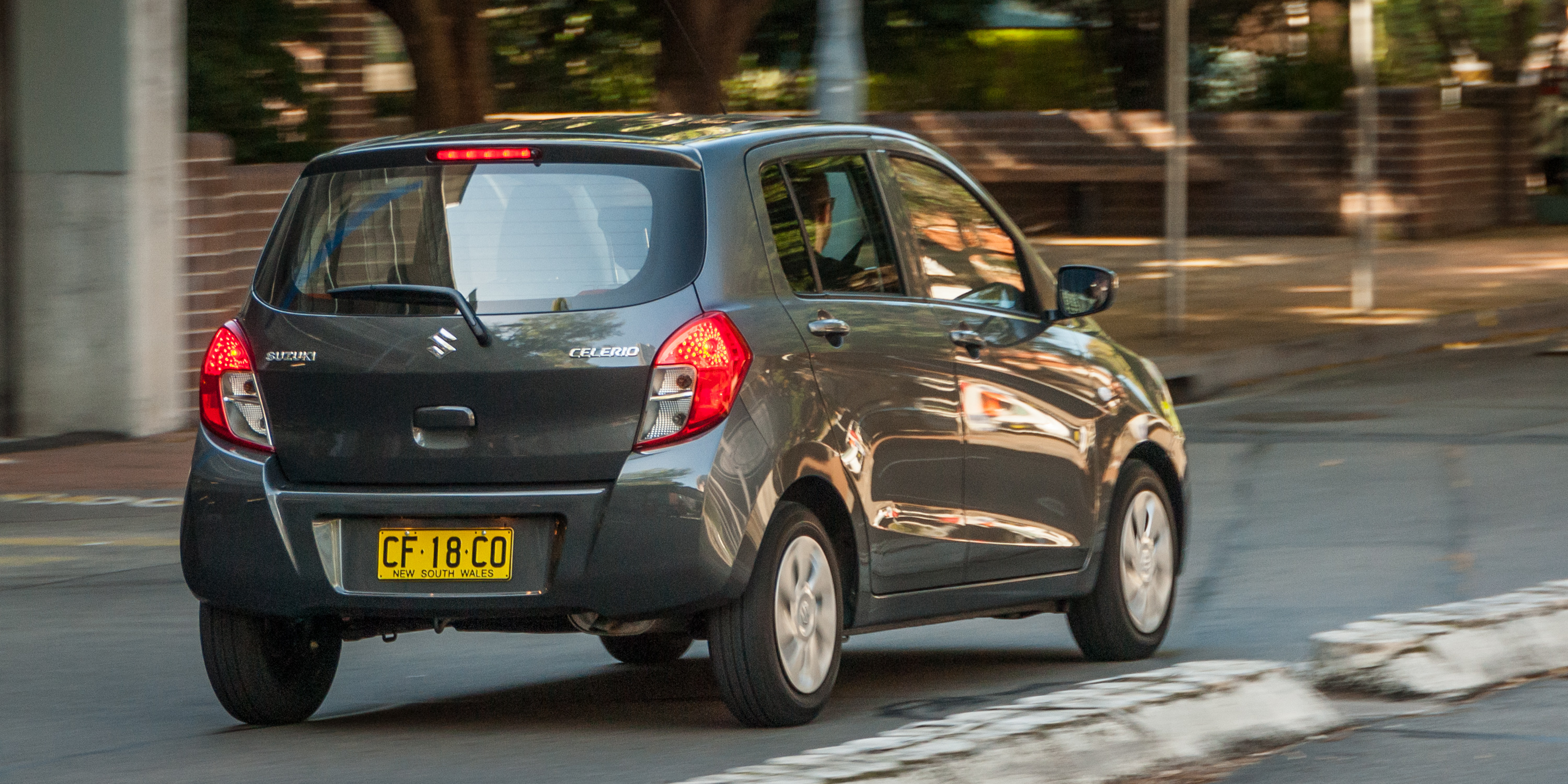 2016 Suzuki Celerio Review Photos Caradvice