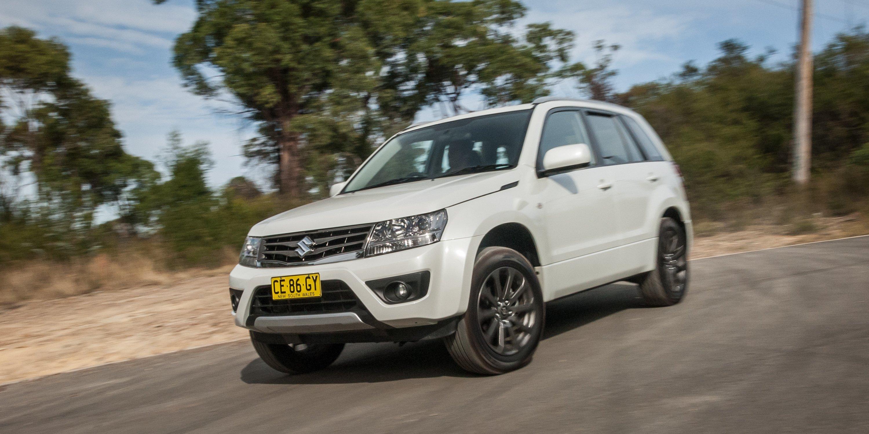 Suzuki Grand Vitara Wd Review