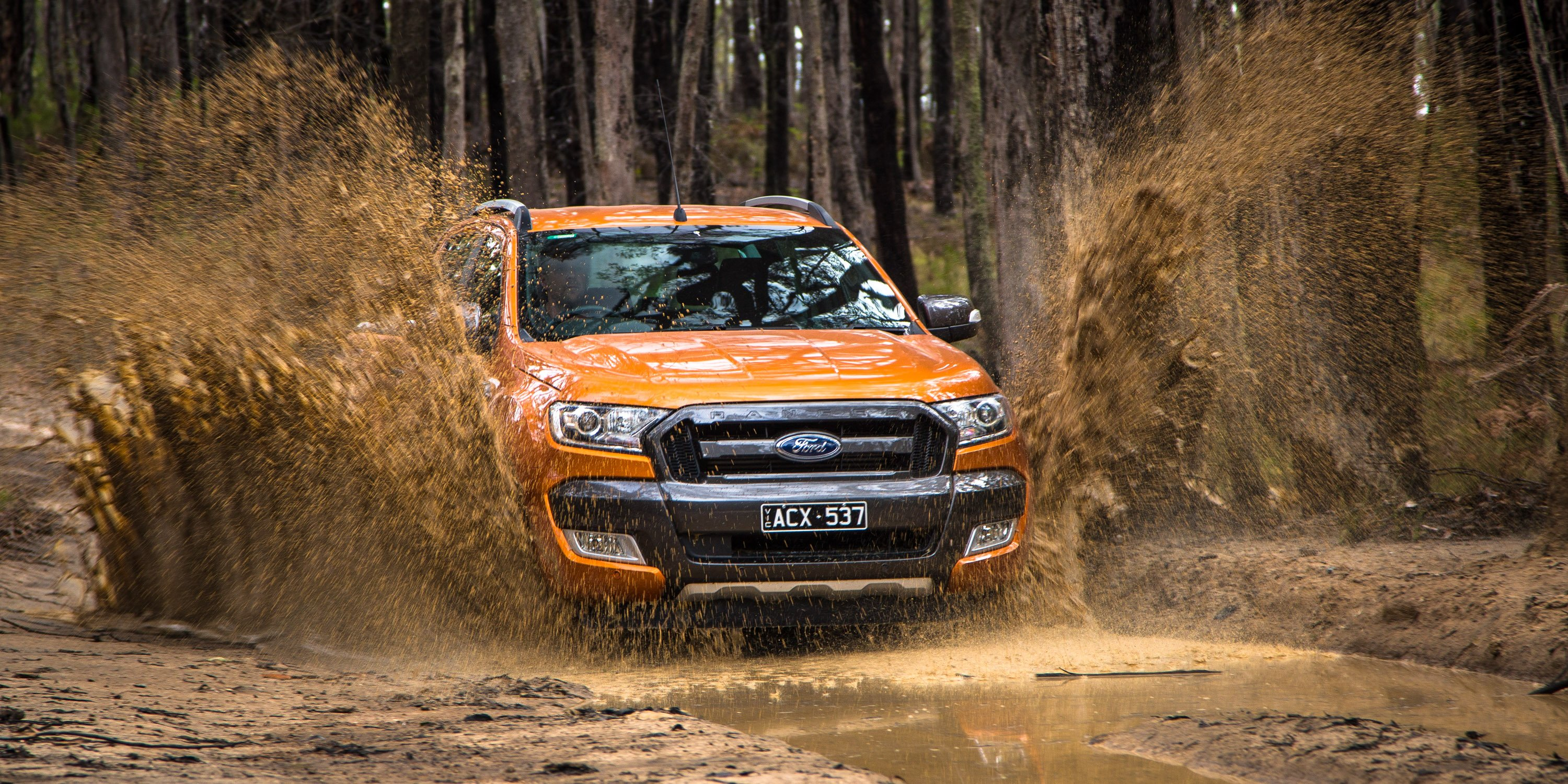 2016 Ford Ranger Wildtrak Review - photos | CarAdvice