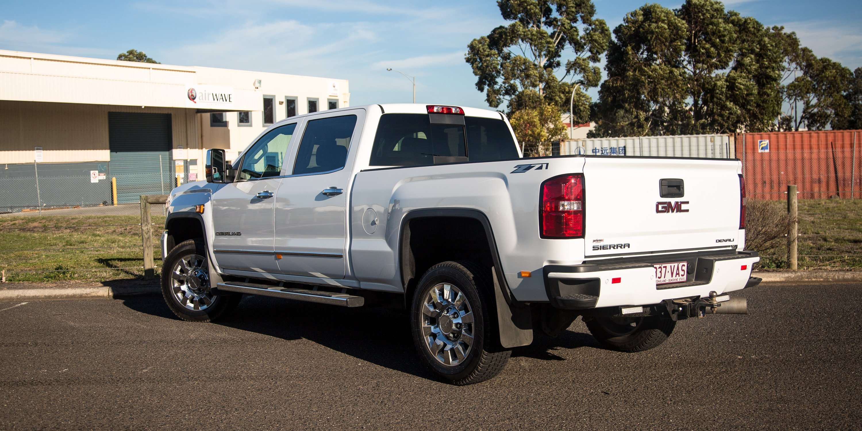 2016 GMC Sierra Denali 2500HD Review: Performax RHD ...