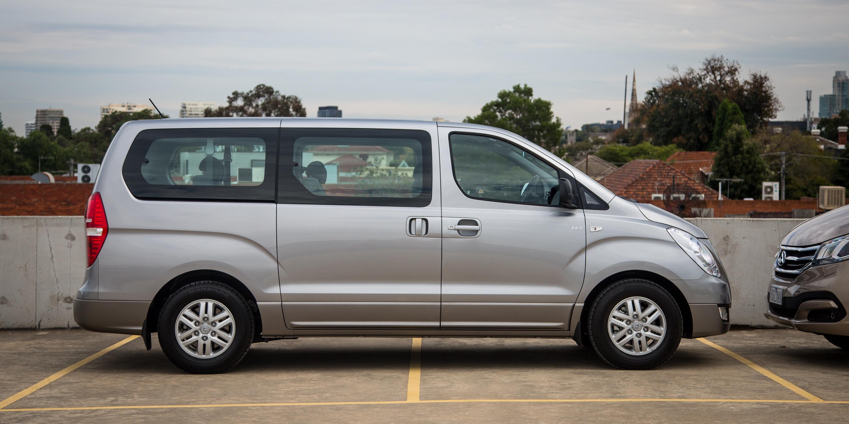 2016 Hyundai iMax Review - photos | CarAdvice