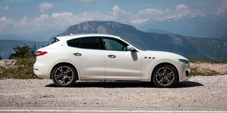 2018 Maserati Levante Review Price >> 2016 Maserati Levante Review - photos | CarAdvice