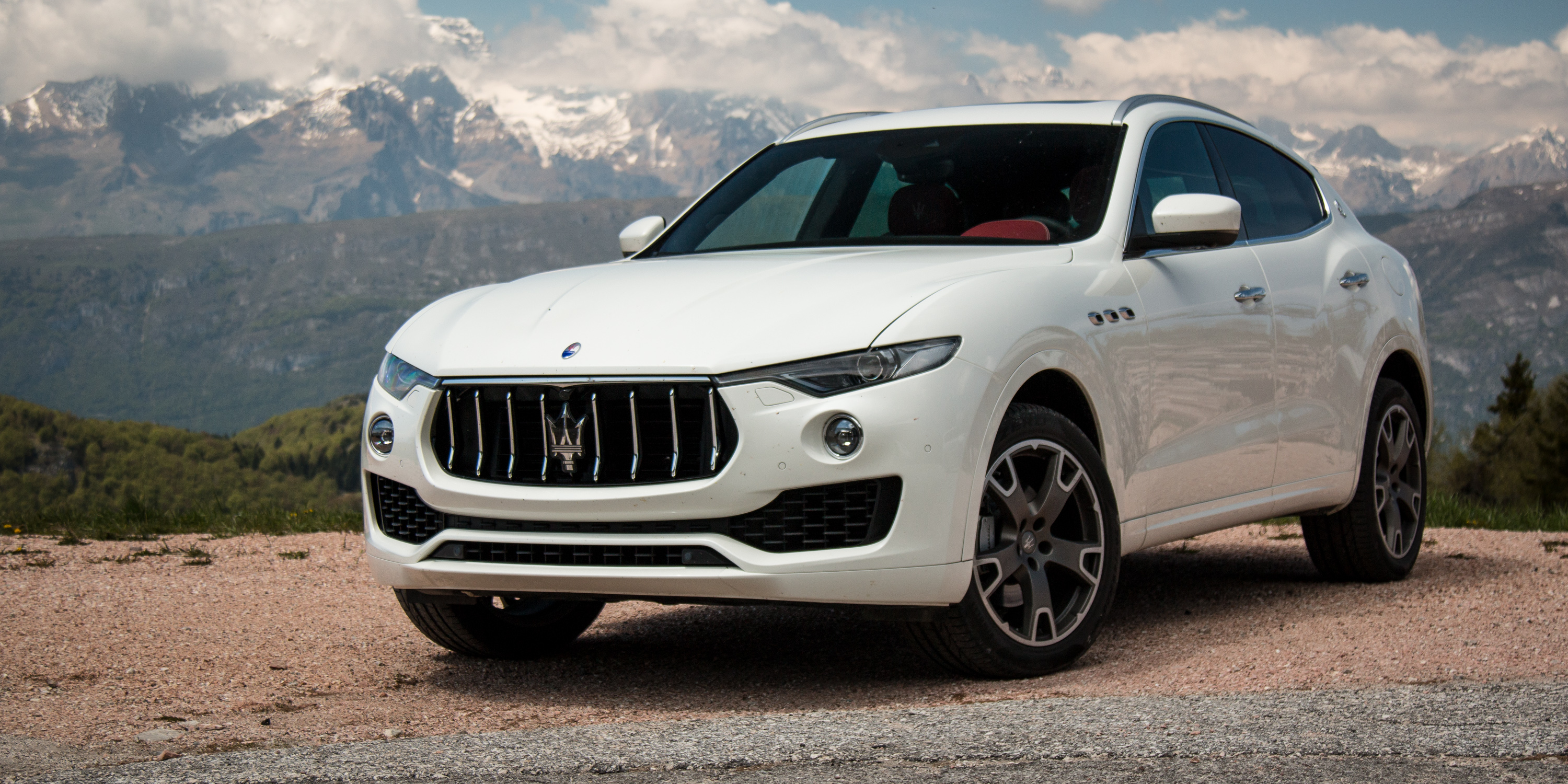 2016 maserati levante review caradvice. Black Bedroom Furniture Sets. Home Design Ideas