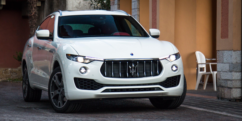 2016 Maserati Levante Review - photos | CarAdvice