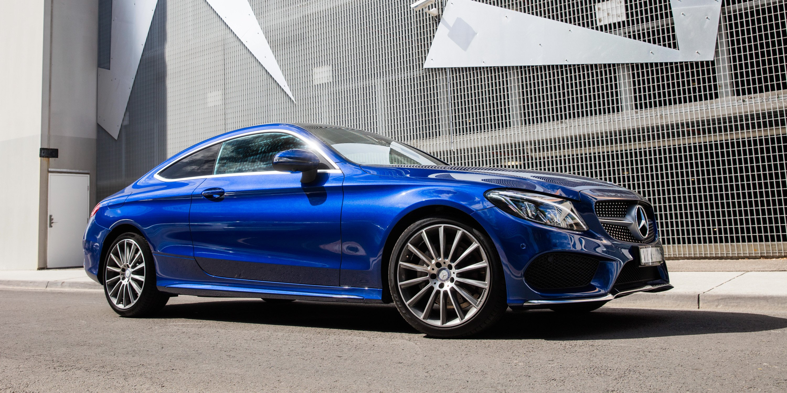 2016 mercedes benz c class coupe review photos caradvice for Benz mercedes c class