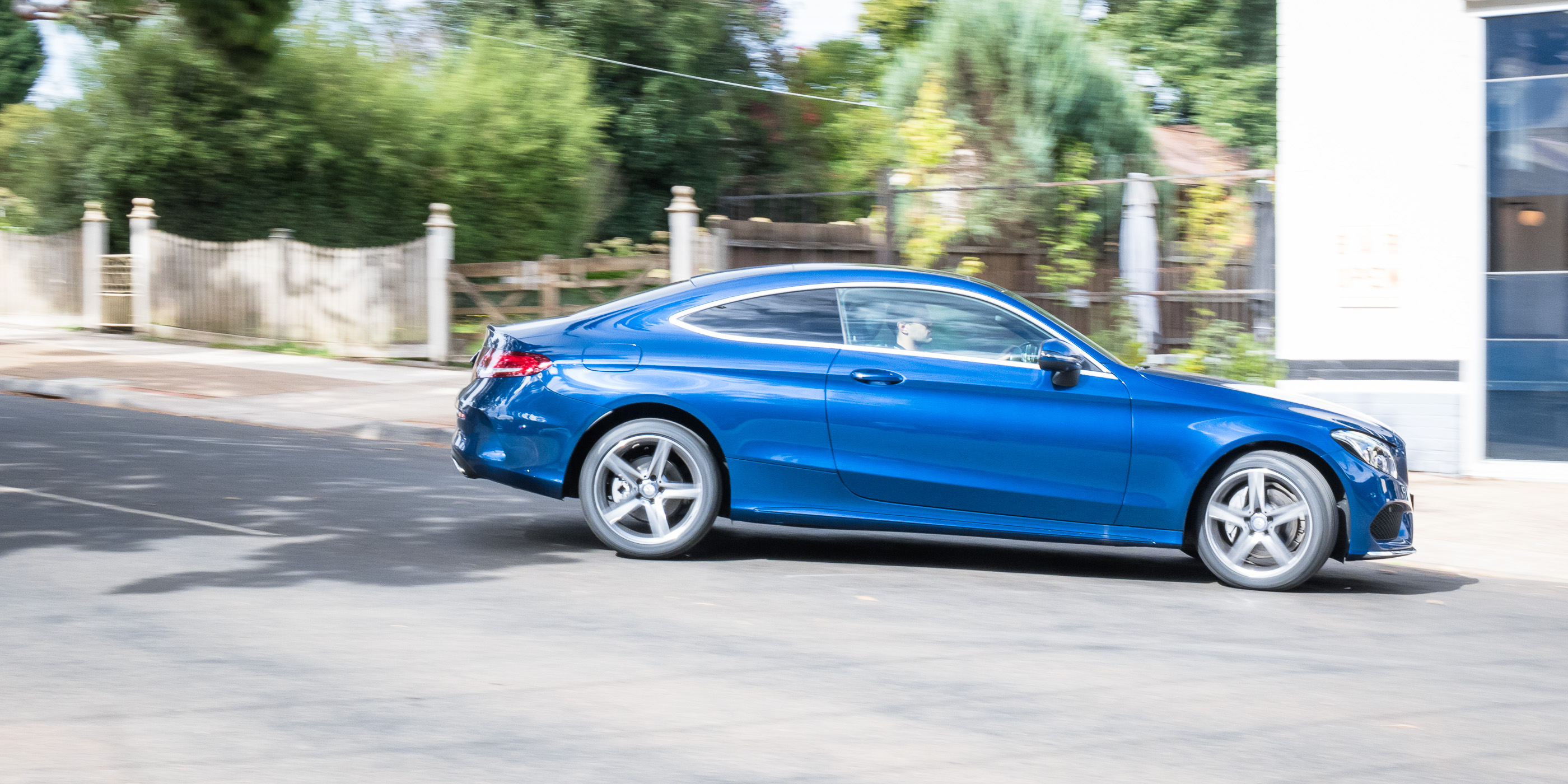 2016 mercedes benz c class coupe review photos caradvice for Mercedes benz reviews c class