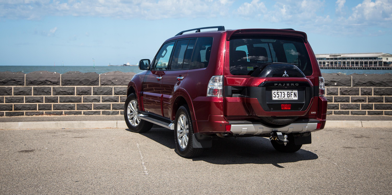 2016 Mitsubishi Pajero Gls Review Caradvice