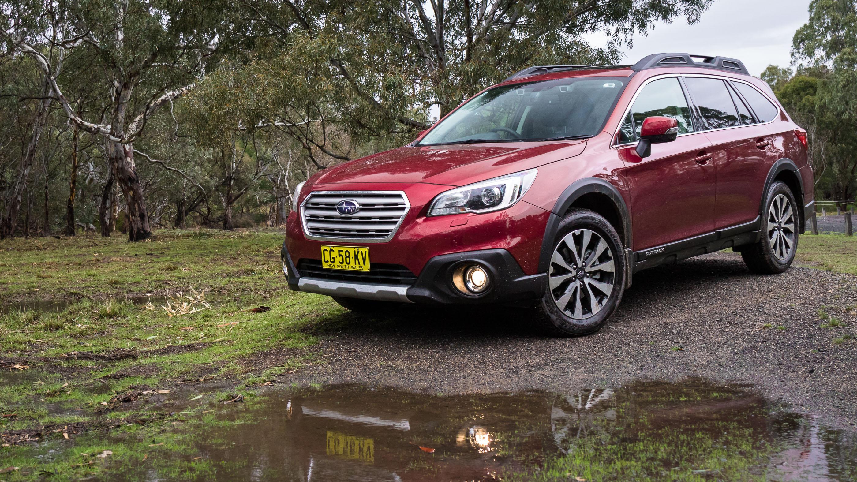 2016 Subaru Outback 2.0D Premium Review - photos | CarAdvice